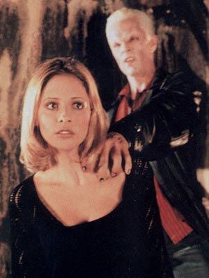Spike alias William Le Sanguinaire de Buffy contre les vampires et Angel Buffy&spike